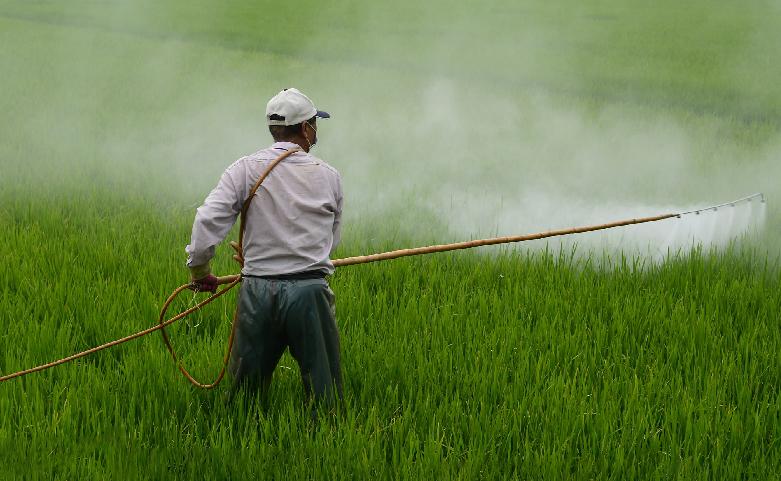El uso de pesticidas y su impacto en la salud animal