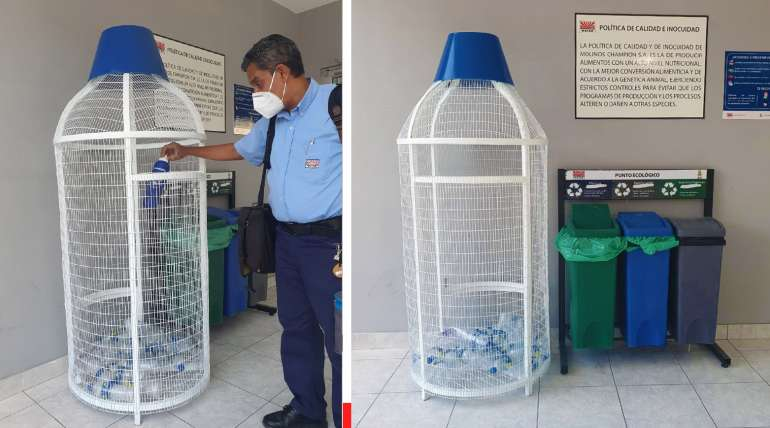 Continúan los éxitos en nuestras jornadas de reciclaje en planta